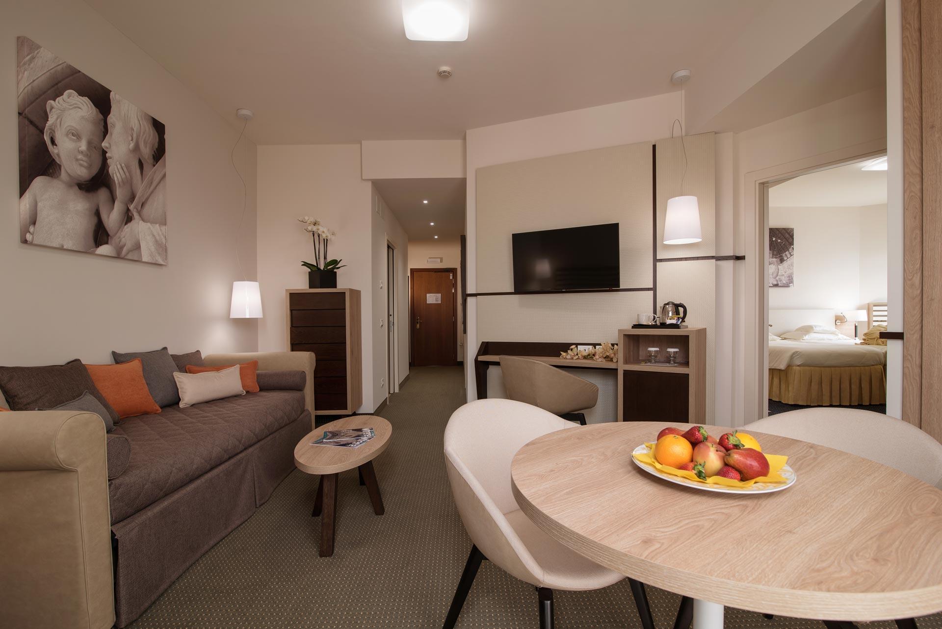 Suite Hotel Garden Terme