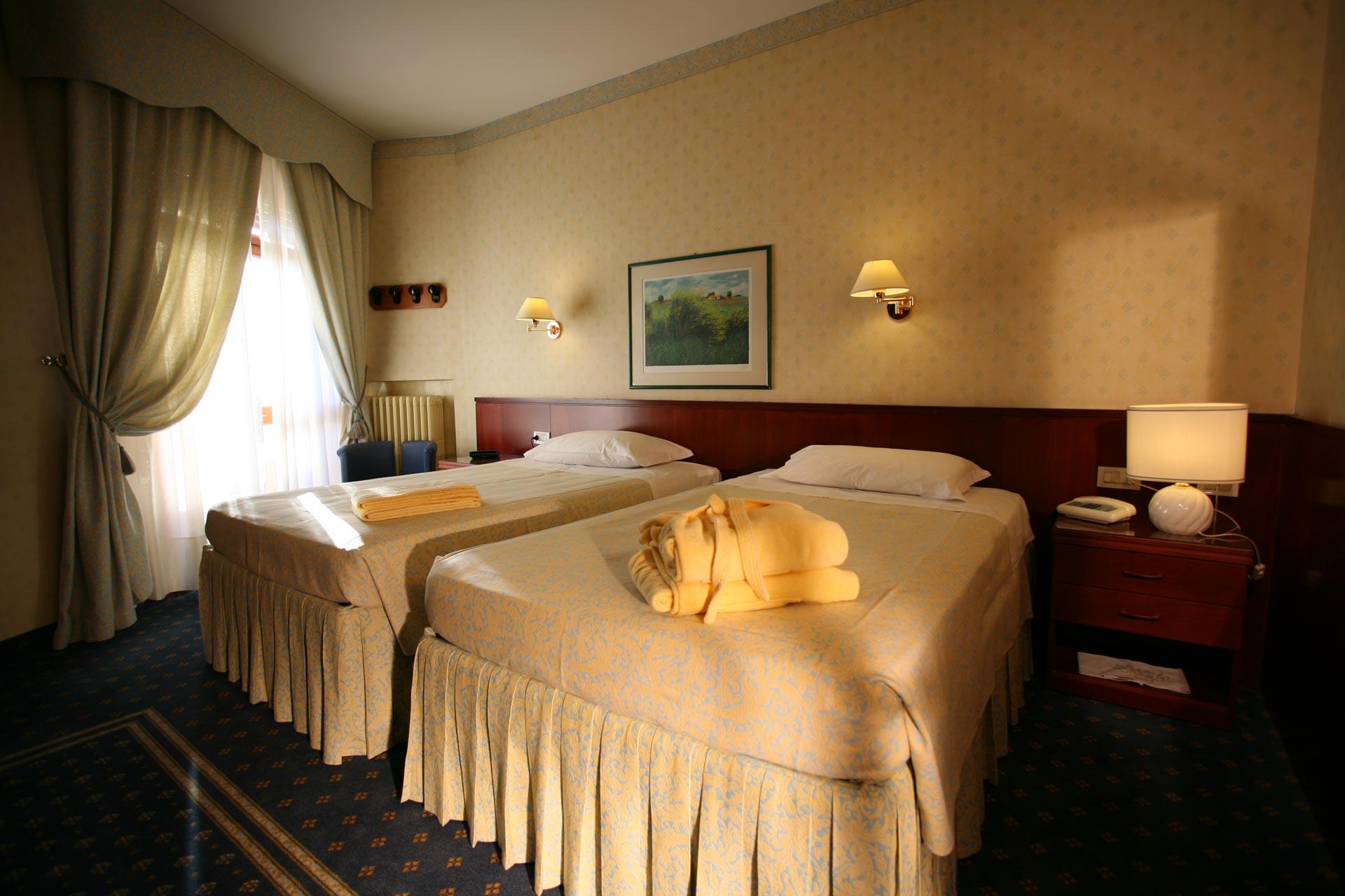 Superior Hotel Garden Terme