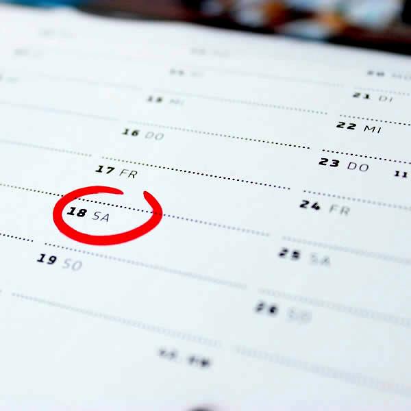Calendario Olistico Hotel Garden Terme