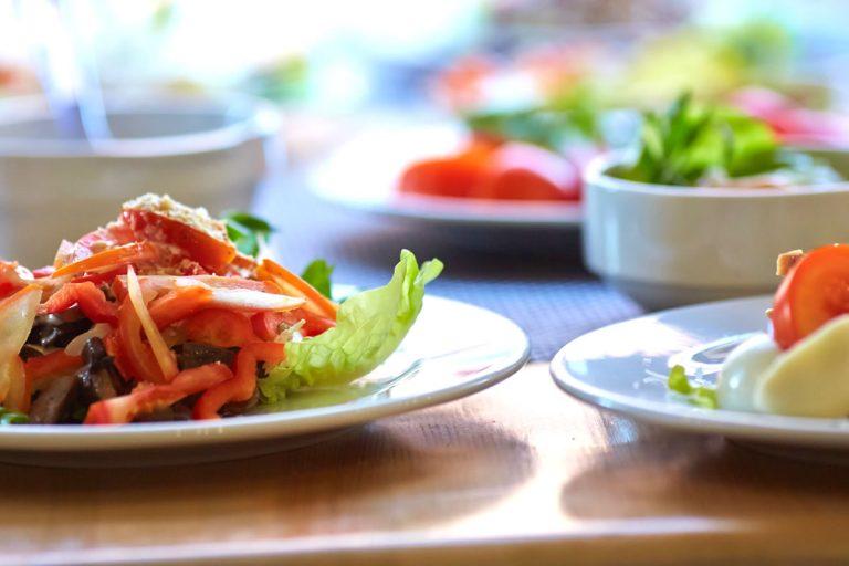 Excellente cuisine Hotel Garden Terme