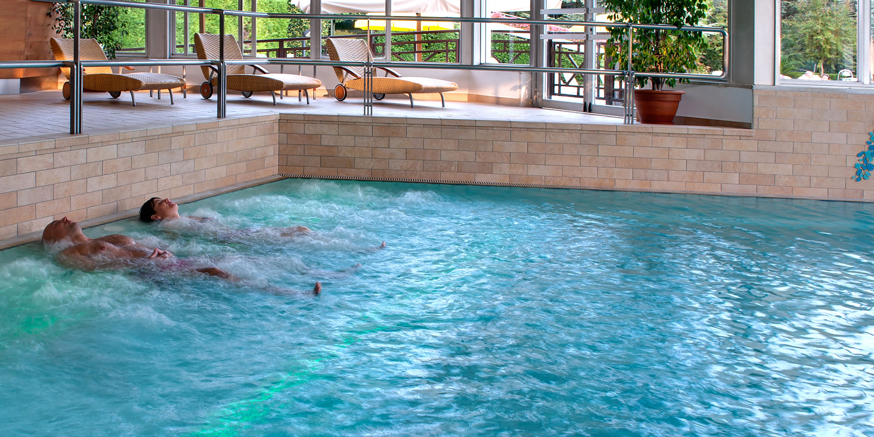 Thermal Swimming Pools Hotel Garden Terme