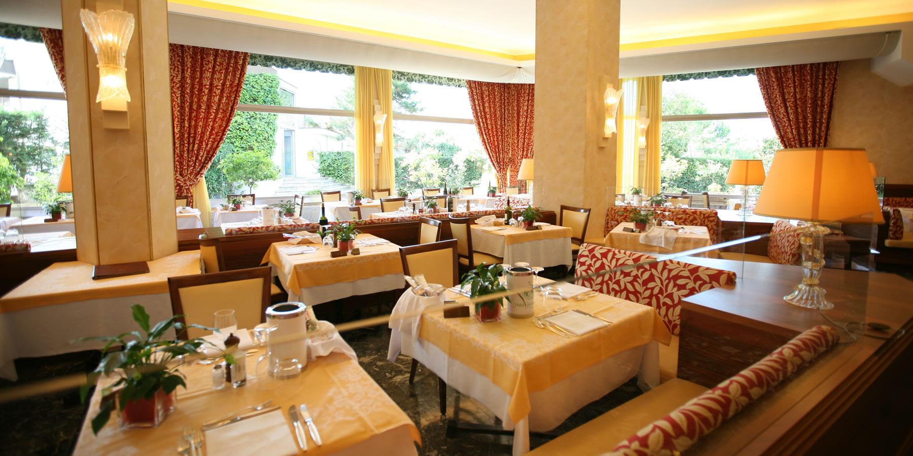 Restaurant im Hotel Garden - Hotel Garden Terme