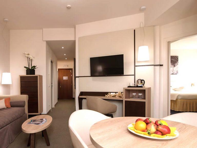 Unsere Zimmer Hotel Garden Terme