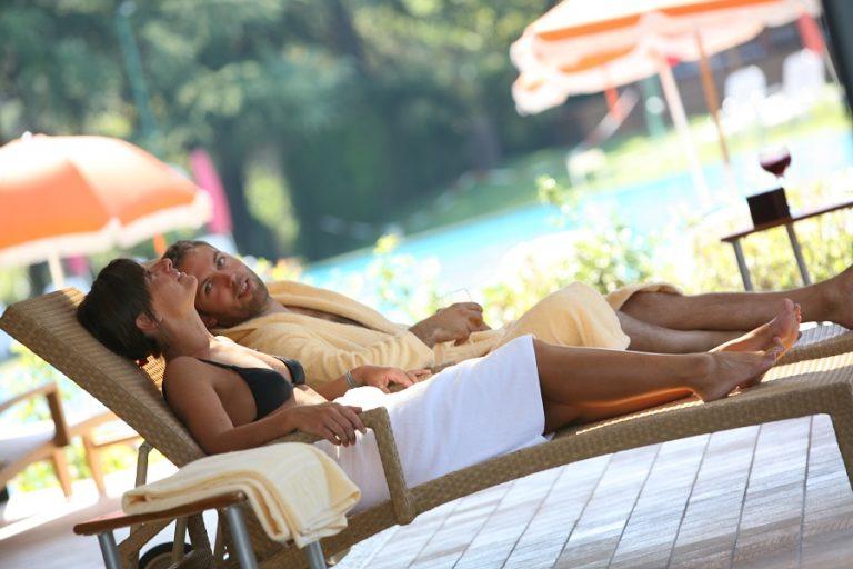 I percorsi per Lei e per Lui Hotel Garden Terme