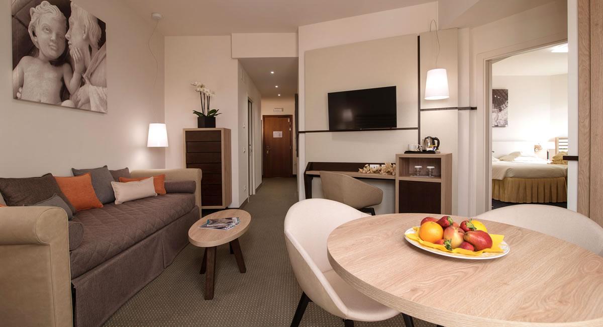 New Suite Hotel Garden Terme