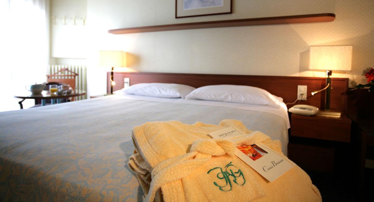 Comfort single room Hotel Garden Terme