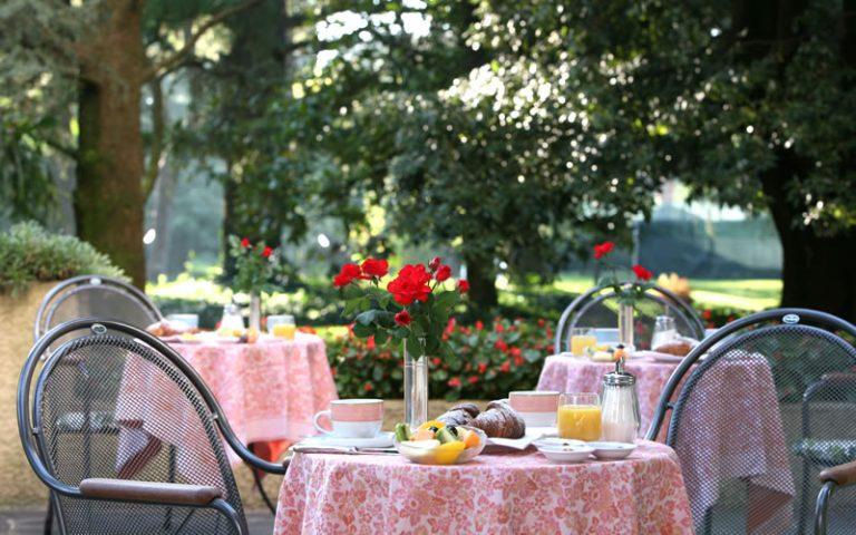 Der Aufenthalt Hotel Garden Terme